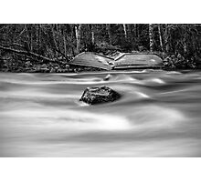 River two Photographic Print