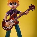 Scott Pilgrim by MarkCann