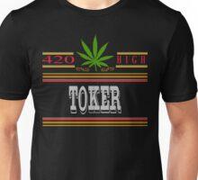 Cannabis Toker Unisex T-Shirt