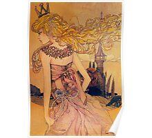Rapunzel: Don't wait around for dreams Poster