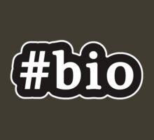 Bio - Hashtag - Black & White by graphix