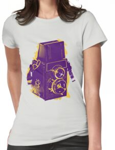 Lomo Lover  Womens Fitted T-Shirt