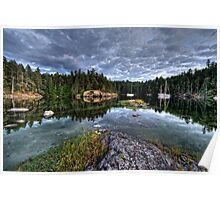 Smuggler Cove, Pender Harbour, BC Poster