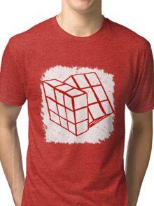 rubik  Tri-blend T-Shirt