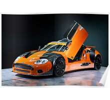 Spyker Poster