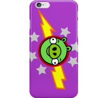Angry Birds Pigs in Space iPhone Case/Skin