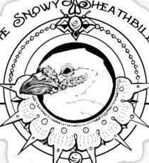 Snowy Sheathbill Sticker