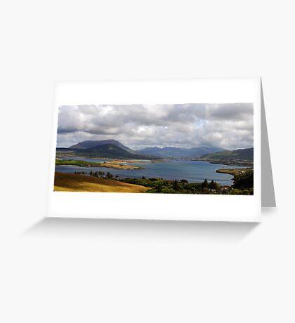 Valentia Harbour, Kerry, Ireland Greeting Card