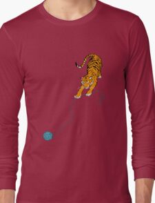 Big Kitty Long Sleeve T-Shirt