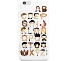 Star Trek Alphabet iPhone Case/Skin