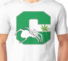 White Widow Marijuana Unisex T-Shirt