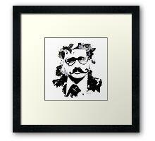 Carlos the Jackal Framed Print