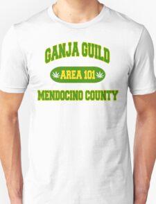 California Ganja T-Shirt