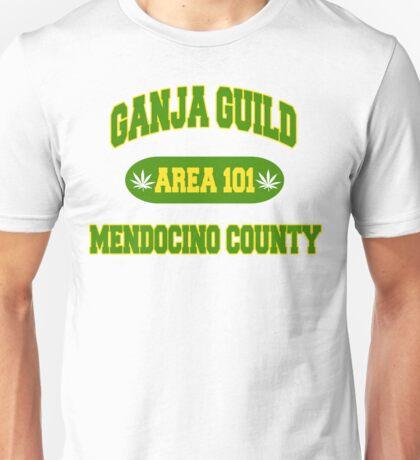California Ganja Unisex T-Shirt