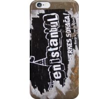 Wall Series 10 iPhone Case/Skin