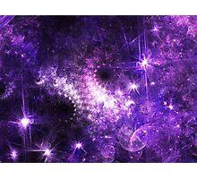 Cosmic Dance Party Photographic Print