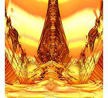 Quetzal Stargate Bridge Photographic Print