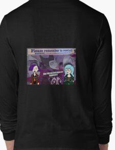 DARIA WITCH HUNT Long Sleeve T-Shirt