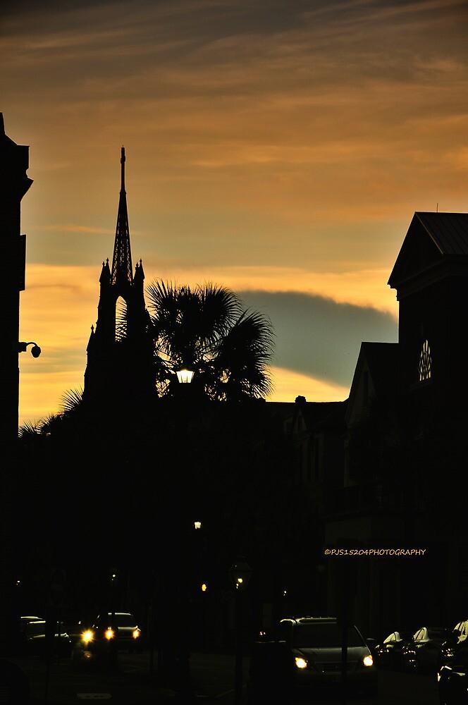 Historic Charleston SC VI by PJS15204