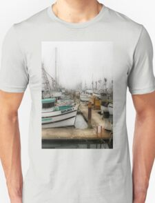 Foggy Harbor Unisex T-Shirt