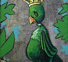 King Bird by benpatterson