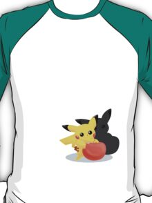Pikachu & Berry T-Shirt