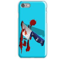 The Butcher Knife iPhone Case/Skin