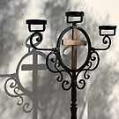 Shadowed Cross by CarolM