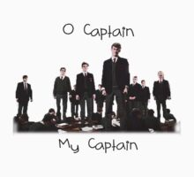O Captain, my captain! by Laurynsworld