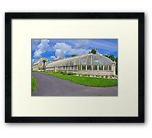 Botanical House  Framed Print