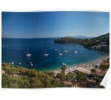 Kalami, Corfu Summer 2012 Poster