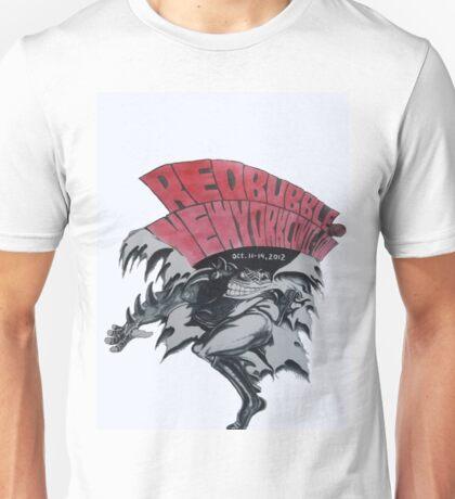 NYCC T-SHIRT DESIGN Unisex T-Shirt
