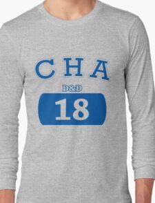 Varisty D&D - Charisma Long Sleeve T-Shirt