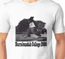 Narrabundah College Skatepark 2000 Unisex T-Shirt