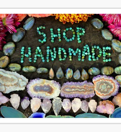 SHOP HANDMADE  Sticker