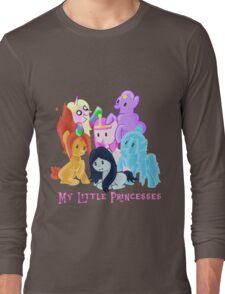 Pony Princesses Long Sleeve T-Shirt