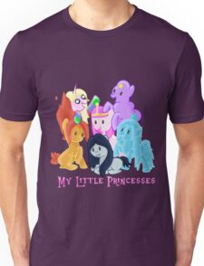 Pony Princesses Unisex T-Shirt