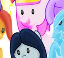 Pony Princesses Sticker