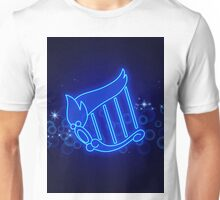 Sailor Mercury Henshin Background Unisex T-Shirt