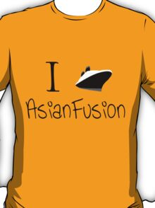 I Ship Asian Fusion! T-Shirt