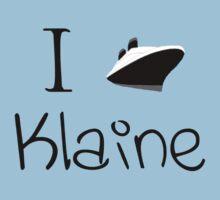 I ship Klaine! by zatanna103