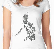 Las Islas Filipinas Women's Fitted Scoop T-Shirt