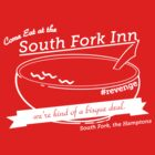 South Fork Inn Tee by theotherjeff