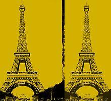 Eiffel Towers by PrinceRobbie