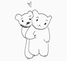 Bear Love by unstoppabls