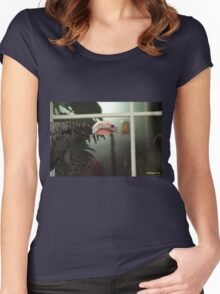 Peeping Tom Women's Fitted Scoop T-Shirt