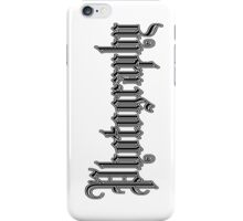 classy photography iphone iPhone Case/Skin