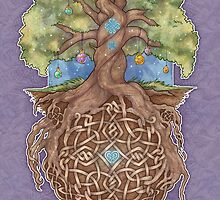 Gaia Life Tree by Lauren Snyder