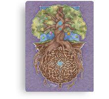 Gaia Life Tree Canvas Print