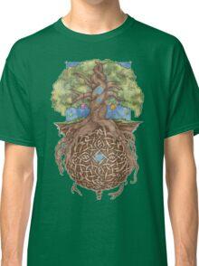 Gaia Life Tree Classic T-Shirt